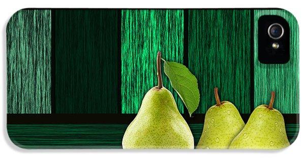 Pear Farm IPhone 5s Case by Marvin Blaine
