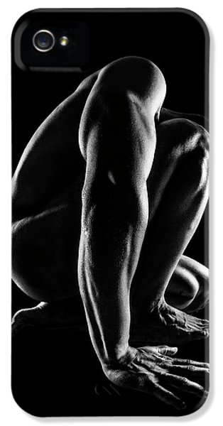 Armed iPhone 5s Case - Bodies by Jackson Carvalho