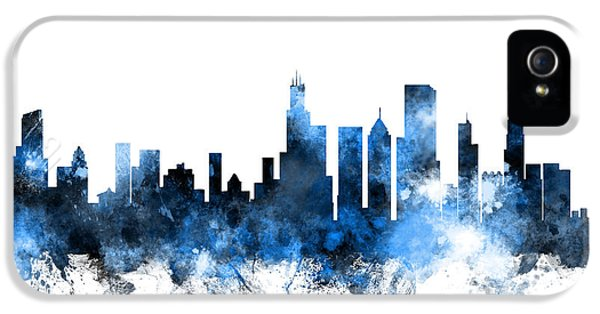 Chicago Illinois Skyline IPhone 5s Case