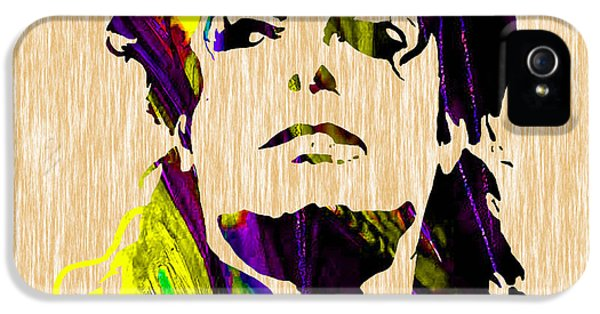 Michael Jackson Painting IPhone 5s Case