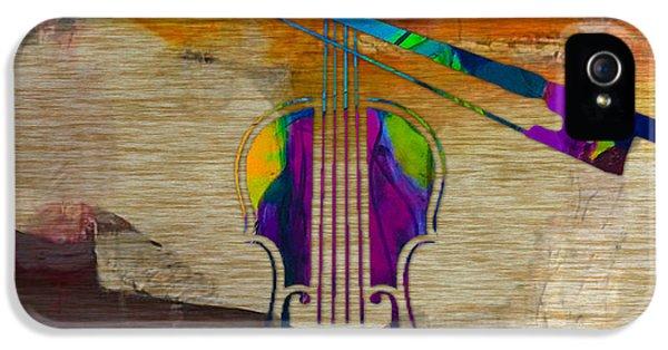 Violin IPhone 5s Case