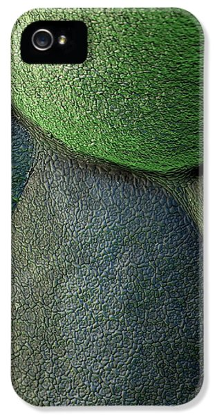 Broccoli iPhone 5s Case - Broccoli by Stefan Diller