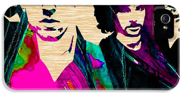 Coldplay Collection IPhone 5s Case by Marvin Blaine