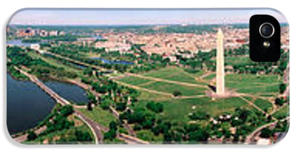 Aerial Washington Dc Usa IPhone 5s Case