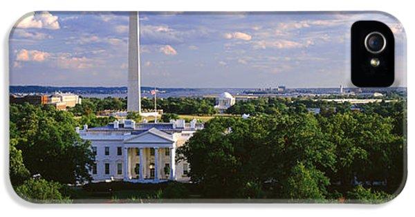 Aerial, White House, Washington Dc IPhone 5s Case