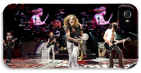 Aerosmith - Austin Texas 2012 IPhone 5s Case by Epic Rights