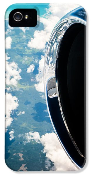 Jet iPhone 5s Case - Tropical Skies by Parker Cunningham