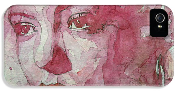 Jazz iPhone 5s Case - All Of Me by Paul Lovering