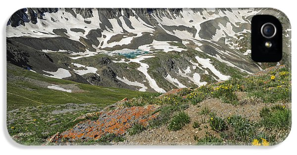 American Basin IPhone 5s Case by Aaron Spong