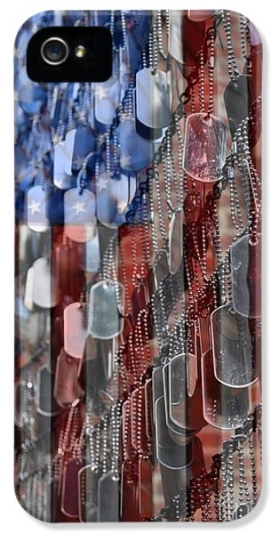 American Sacrifice IPhone 5s Case by DJ Florek