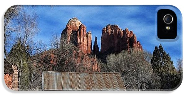 iPhone 5s Case - Another Beautiful Day During Our by Larry Marshall