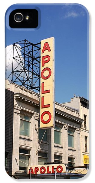 Apollo Theater IPhone 5s Case