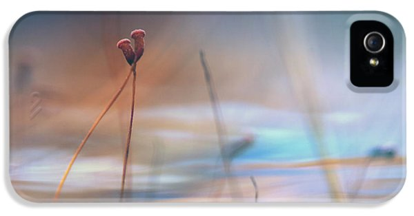 Macro iPhone 5s Case - April Love by Willy Marthinussen