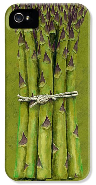Asparagus IPhone 5s Case by Brian James