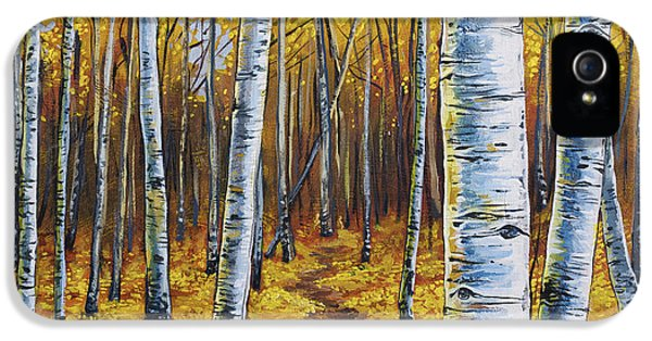 Aspen Trail IPhone 5s Case