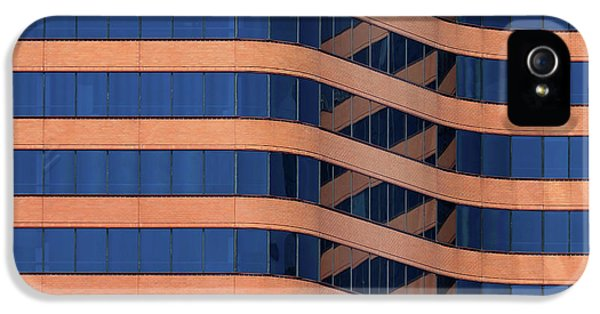 Facade iPhone 5s Case - Banded by Hans-wolfgang Hawerkamp