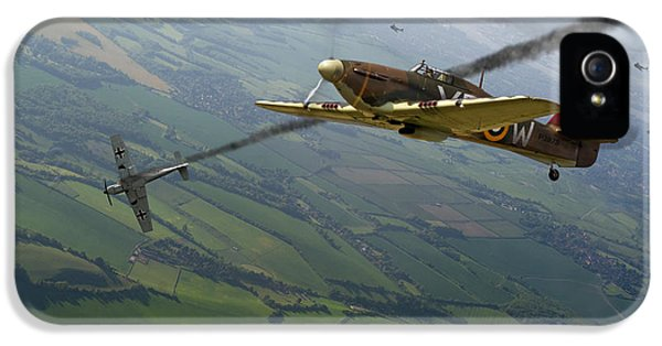 Battle Of Britain Dogfight IPhone 5s Case