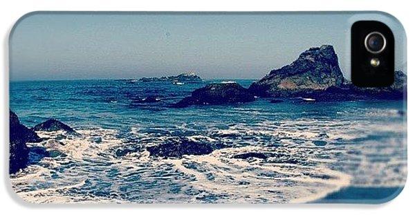 Sunny iPhone 5s Case - #beach #beautiful #water #waves #nature by Jill Battaglia