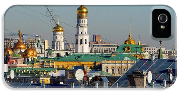 Beyond The Rooftops 2 IPhone 5s Case by Anna Yurasovsky
