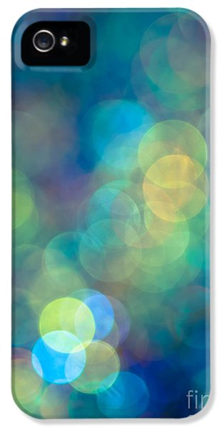 Fantasy iPhone 5s Case - Blue Of The Night by Jan Bickerton