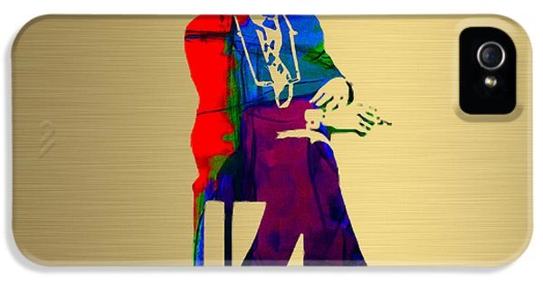 Bob Dylan Gold Series IPhone 5s Case