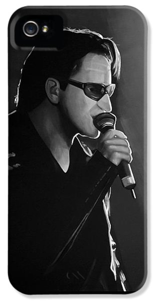 Bono IPhone 5s Case by Meijering Manupix
