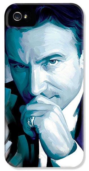 Bono U2 Artwork 4 IPhone 5s Case