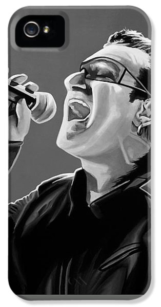 Bono U2 IPhone 5s Case