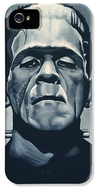 Boris Karloff As Frankenstein  IPhone 5s Case