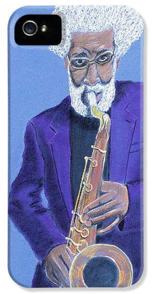 Sonny iPhone 5s Case - Boss Tenor by Charlie Black
