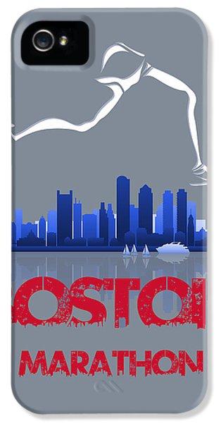 Boston Marathon3 IPhone 5s Case