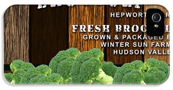 Broccoli Farm IPhone 5s Case