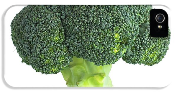 Broccoli IPhone 5s Case by Science Photo Library