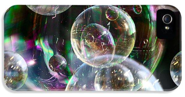 Bubbles And More Bubbles IPhone 5s Case by Nareeta Martin