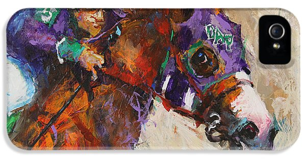 Horse iPhone 5s Case - California Chrome by Ron and Metro
