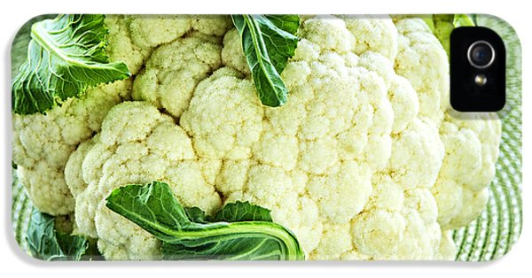 Cauliflower IPhone 5s Case by Elena Elisseeva