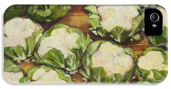 Cauliflower March IPhone 5s Case by Jen Norton