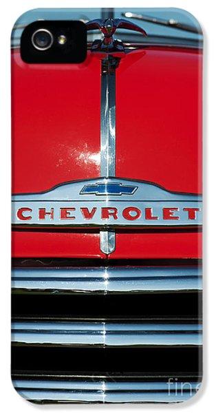 Chevrolet 3100 1953 Pickup IPhone 5s Case