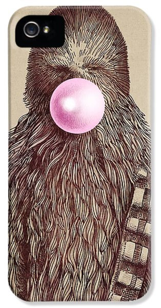 Big Chew IPhone 5s Case by Eric Fan