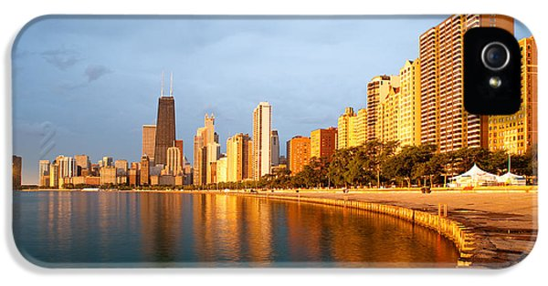Chicago Skyline IPhone 5s Case