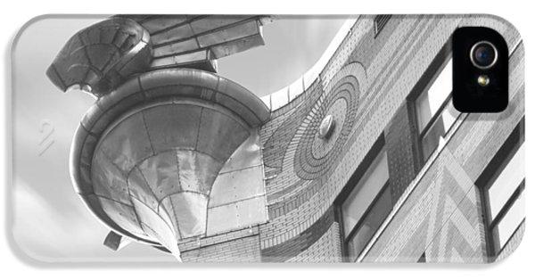 Chrysler Building 4 IPhone 5s Case