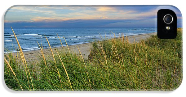 Coast Guard Beach Cape Cod IPhone 5s Case by Bill Wakeley