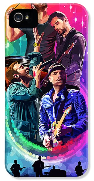 Coldplay Mylo Xyloto IPhone 5s Case by FHT Designs