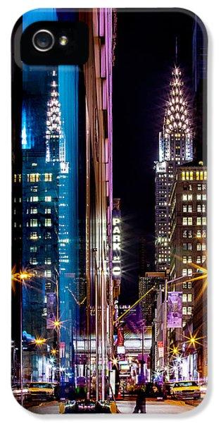 Color Of Manhattan IPhone 5s Case