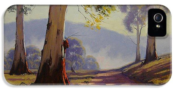 Country Road Australia IPhone 5s Case