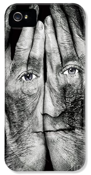 Cover Thy Faces IPhone 5s Case by Gary Keesler