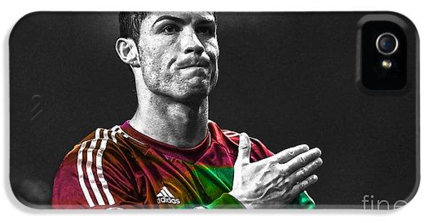 Cristiano Ronaldo IPhone 5s Case