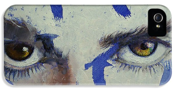 Crows IPhone 5s Case by Michael Creese