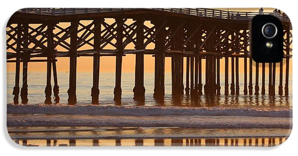 IPhone 5s Case featuring the photograph Crystal Pier by Nathan Rupert