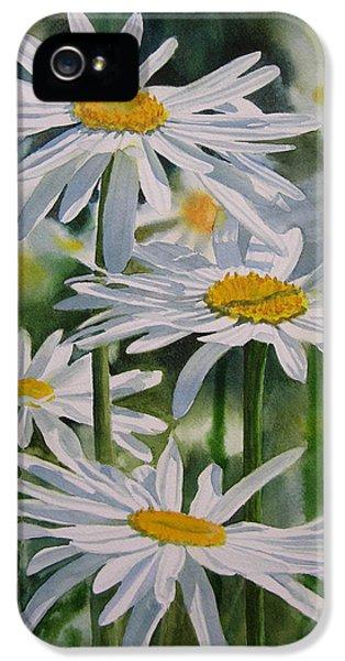 Daisy Garden IPhone 5s Case